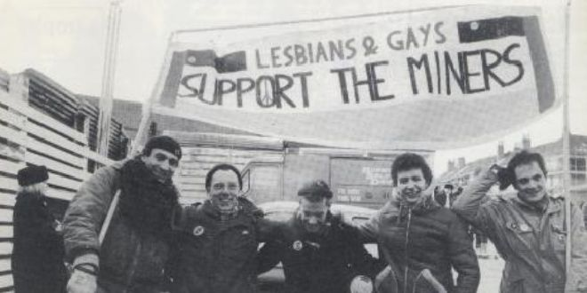 The Lesbian and Gay Miners' Support Group