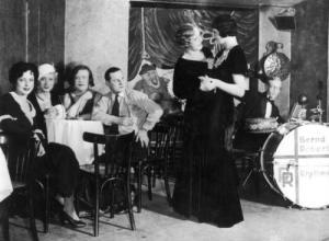 A Gay Party in The Eldorado, 1926