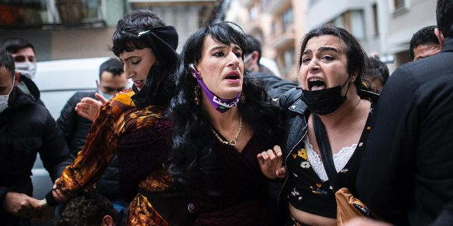 Turkish Police Detained Trans Women in Istanbul