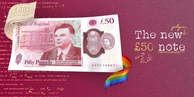 Bank of England Unveils £50 Note Featuring Alan Turing