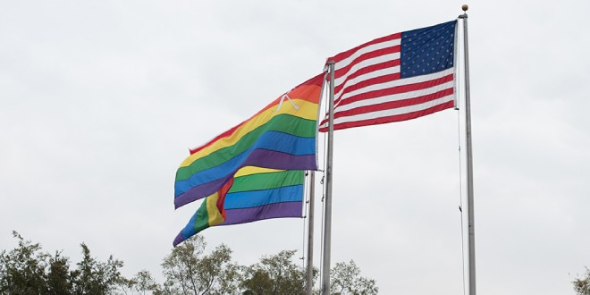 U.S. Embassies Permitted to Raise Rainbow Flags