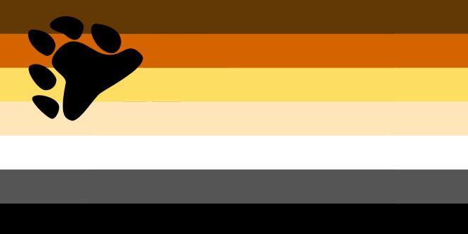 The International Bear Brotherhood Flag