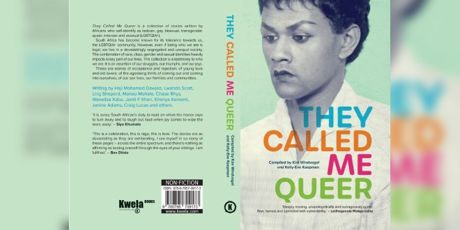 They called me Queer, Book Cover
